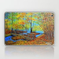 Autumn Landscape 4 Laptop & iPad Skin