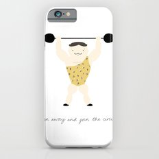 Run Away and Join The Circus Slim Case iPhone 6s