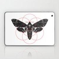 Sacred Death's-head Hawk… Laptop & iPad Skin