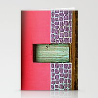 Doorways IV Stationery Cards