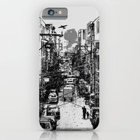 iPhone & iPod Case featuring Something In Between by Niel Quisaba