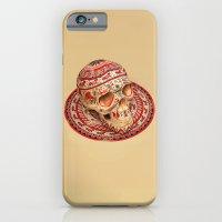 Mezen Skull iPhone 6 Slim Case