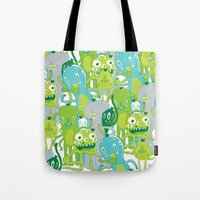 Done With Monster School… Tote Bag