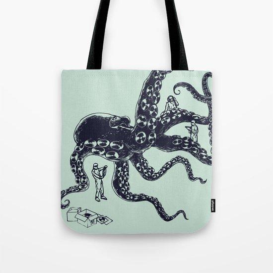 Experimental Music Tote Bag