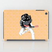 Ukulele iPad Case