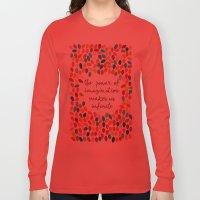 Imagination by Anna Carol & Garima Dhawan Long Sleeve T-shirt