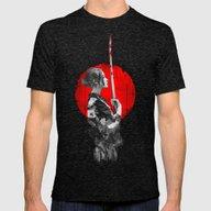 T-shirt featuring Samurai Girl by MUSENYO