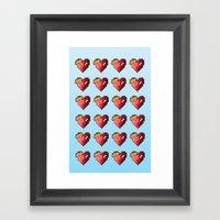 Royal Love  Framed Art Print