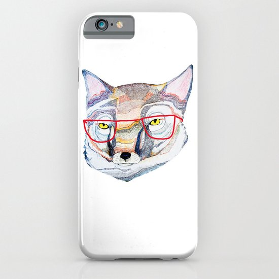 Mr Fox iPhone & iPod Case