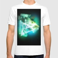 year3000 - Constellations Mens Fitted Tee White SMALL