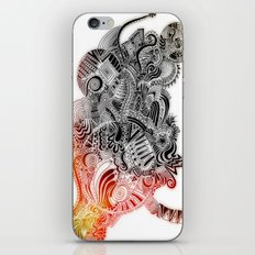 Color Flare iPhone & iPod Skin