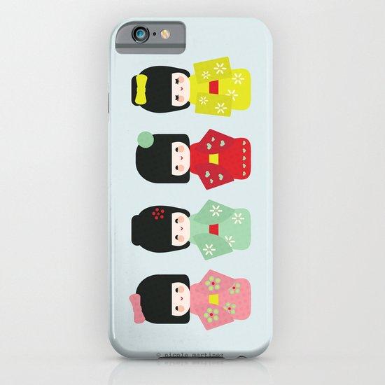 Kokeshi iPhone & iPod Case