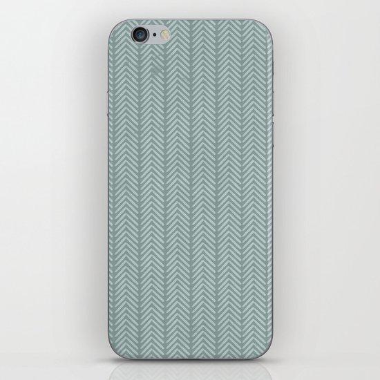stamb chevron iPhone & iPod Skin