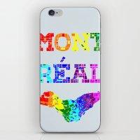 Montréal iPhone & iPod Skin