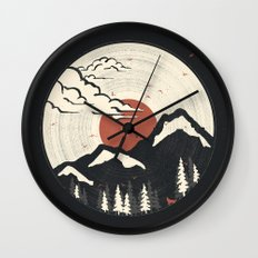 MTN LP... Wall Clock