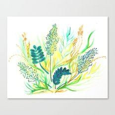 Sprays Canvas Print