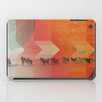 Feed The Right Dogs iPad Case