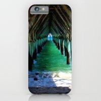 Peaceful Under The Pier iPhone 6 Slim Case