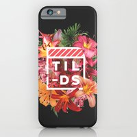 iPhone & iPod Case featuring Tilds by MOVED society6.com/itsTilds