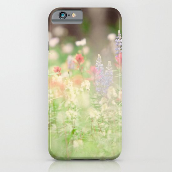 SUMMER HIKE  iPhone & iPod Case