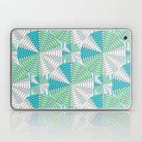 Light Colored Circles Laptop & iPad Skin