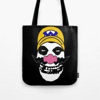 Misfit Wario Tote Bag