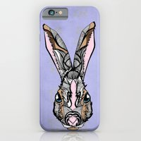 rabbit iPhone & iPod Cases featuring Rabbit by SilviaGancheva