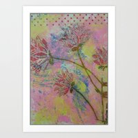 Spring Into Life Art Print