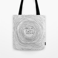 Fell In Love With The Su… Tote Bag