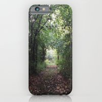 iPhone & iPod Case featuring Natures Path by Brittany Garrett