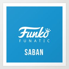 saban Art Print