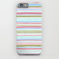 Reddish Pattern iPhone 6 Slim Case