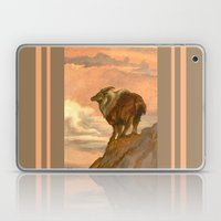 Thar (Tahr) On The Tops Laptop & iPad Skin