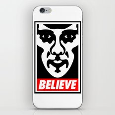Believe - Sherlock iPhone & iPod Skin