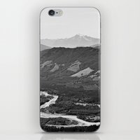River In The Mountains B… iPhone & iPod Skin