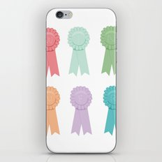 W-I-N-N-E-R iPhone & iPod Skin