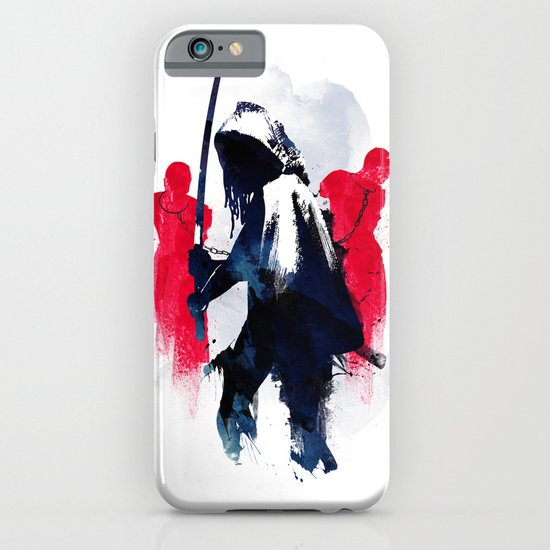 Michonne iPhone & iPod Case