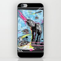 Battle Of Hoth iPhone & iPod Skin