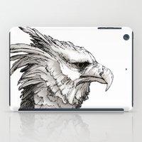 Hawk Profile  iPad Case