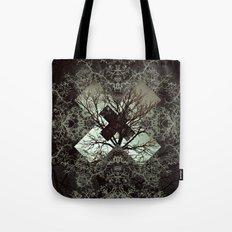 November cross Tote Bag