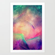 gyt th'fykk yyt Art Print
