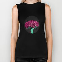 Tree Of Love  Biker Tank