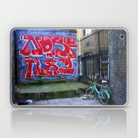 End Of The Alley Laptop & iPad Skin