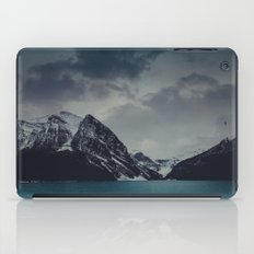 Lake Louise Winter Landscape iPad Case