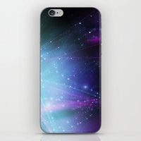 Fly Lines iPhone & iPod Skin