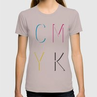CMKY Womens Fitted Tee Cinder SMALL