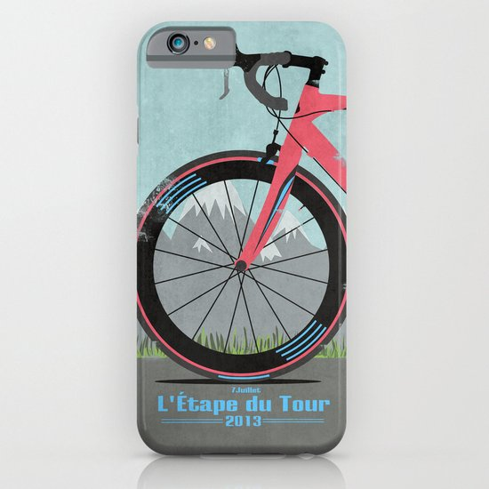 L'Etape du Tour Bike iPhone & iPod Case