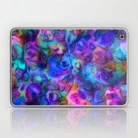 Colour Aquatica - Berry Blue Laptop & iPad Skin