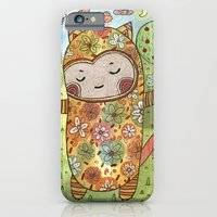 iPhone & iPod Case featuring Candy Realm by  Animal Bro