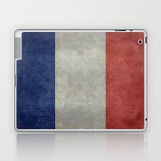 The National Flag of France Laptop & iPad Skin
